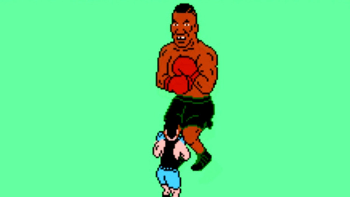 Mike Tyson Tries To Beat Himself InPunch-Out!!