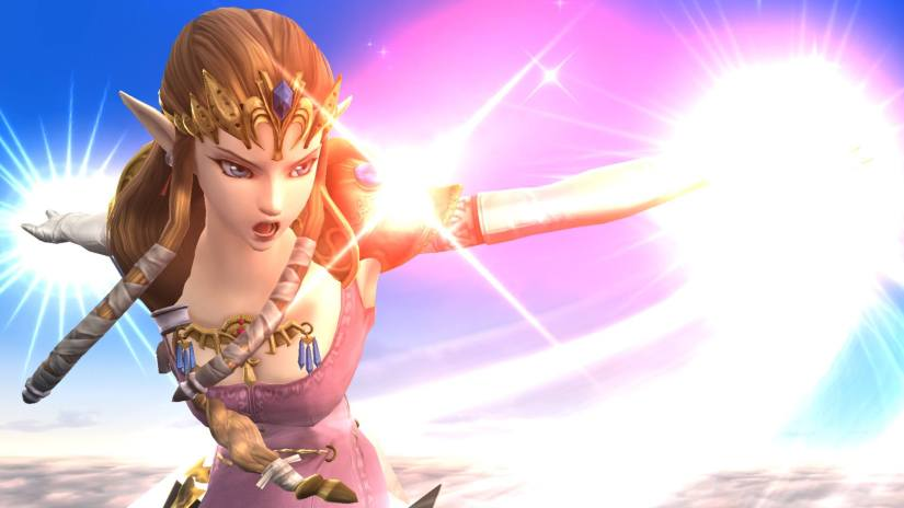 3DS Hardware Limitations Meant Sheik And Zelda Were Developed As Separate Characters