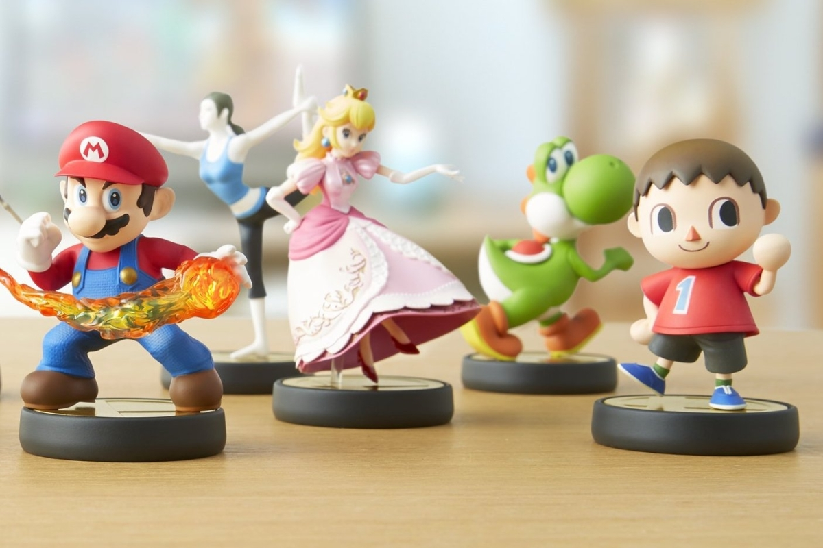 how to use amiibos with