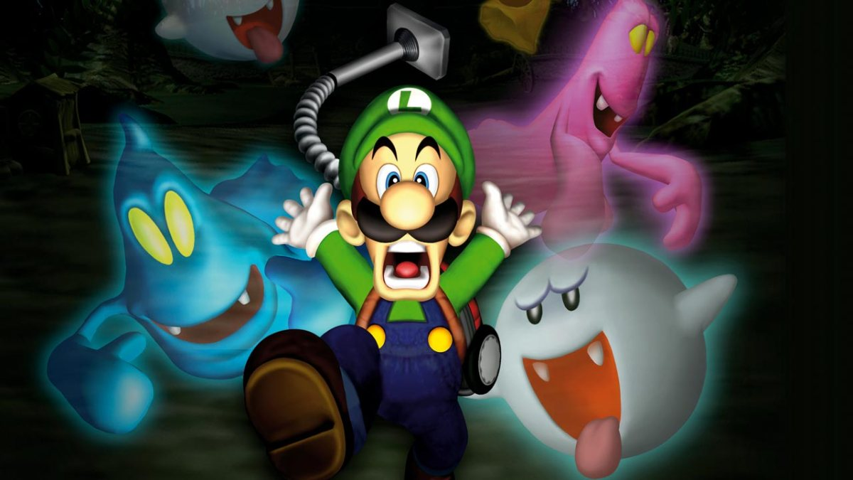 There's Going To Be An Arcade Version Of Luigi's Mansion By Capcom