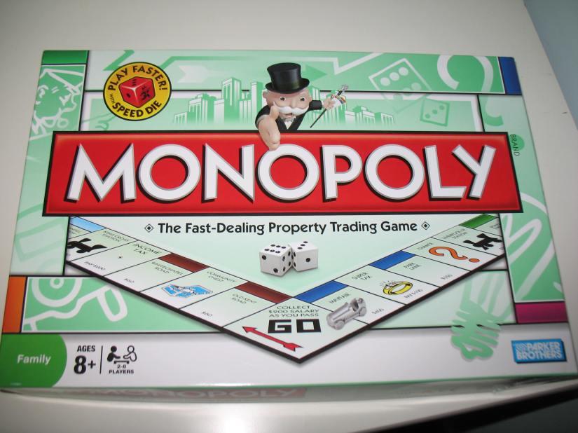 Ubisoft Announces Next Generation Of Monopoly, But It's Skipping WiiU