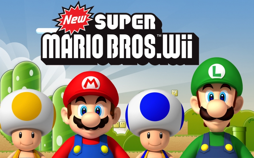 Nintendo Confirms New Super Mario Bros Wii Has Sold Over 10 Million Units In US