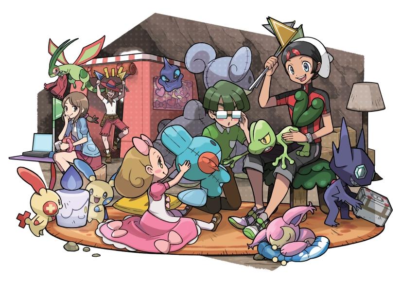 Relive The Nostalgia In A New Pokemon Omega Ruby & Alpha SapphireTrailer