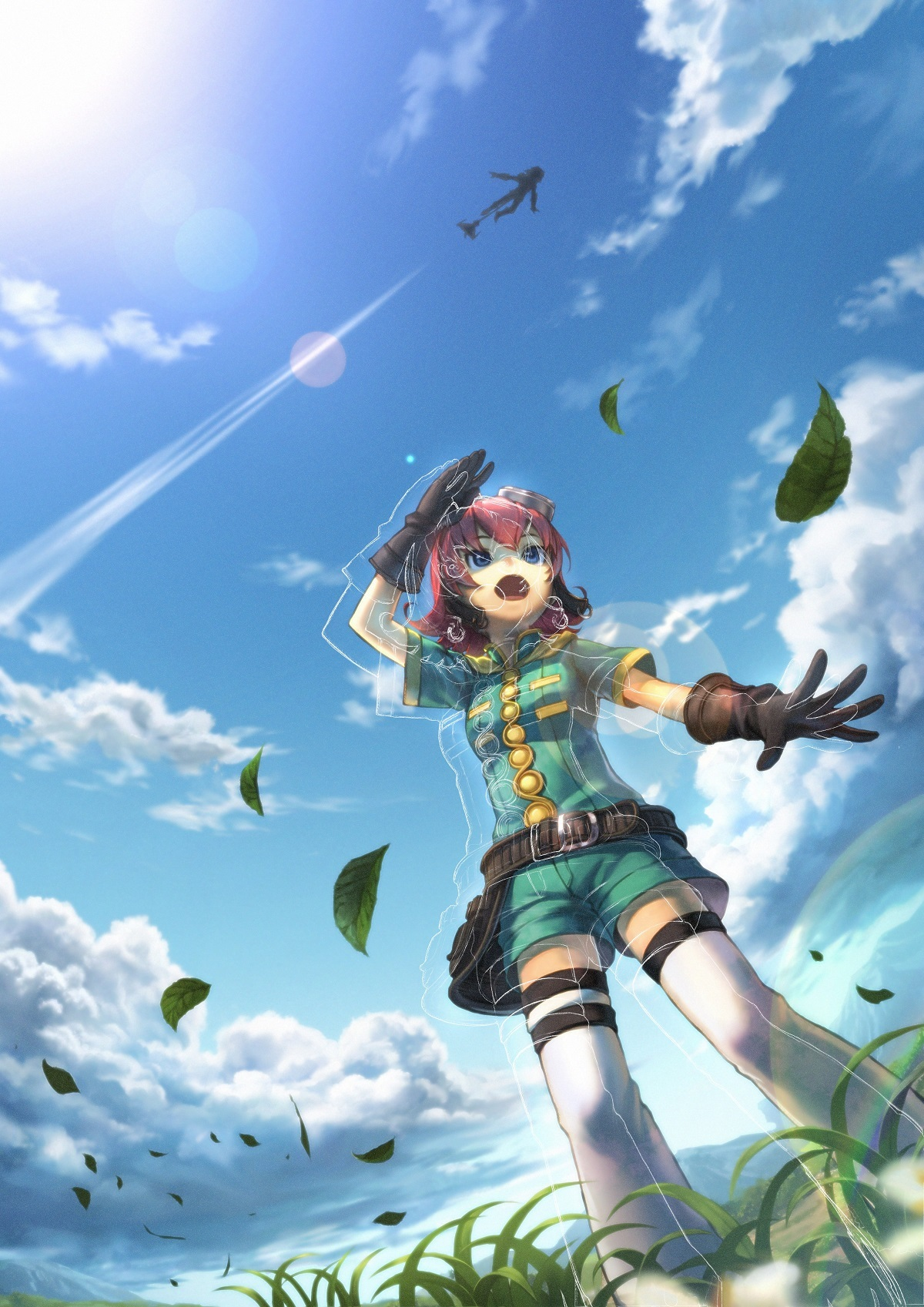 Here's The Awesome New Rodea The Sky Solider Trailer For Nintendo 3DS And WiiU