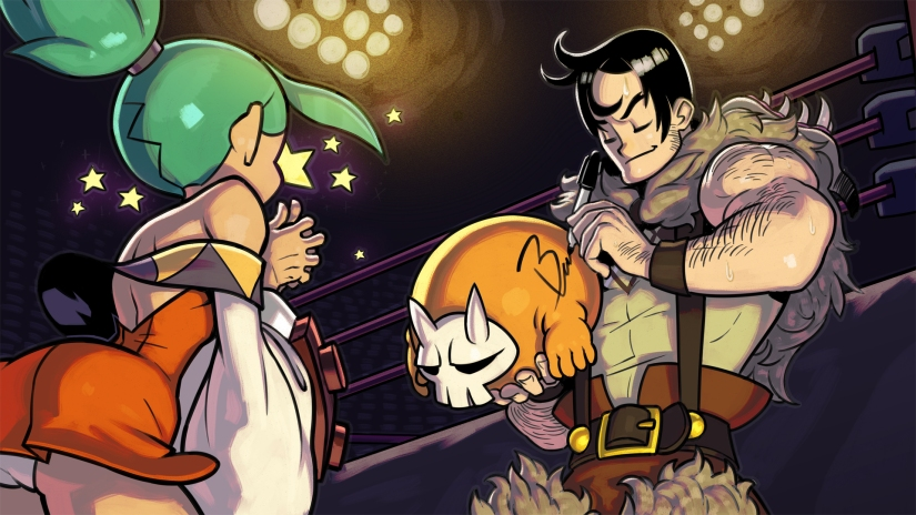 It's Unlikely That Skullgirls Will Be Coming To Wii U