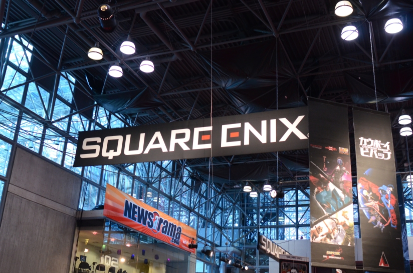 Square Enix CEO Says They're Working On 'Surprise' New Console JRPG