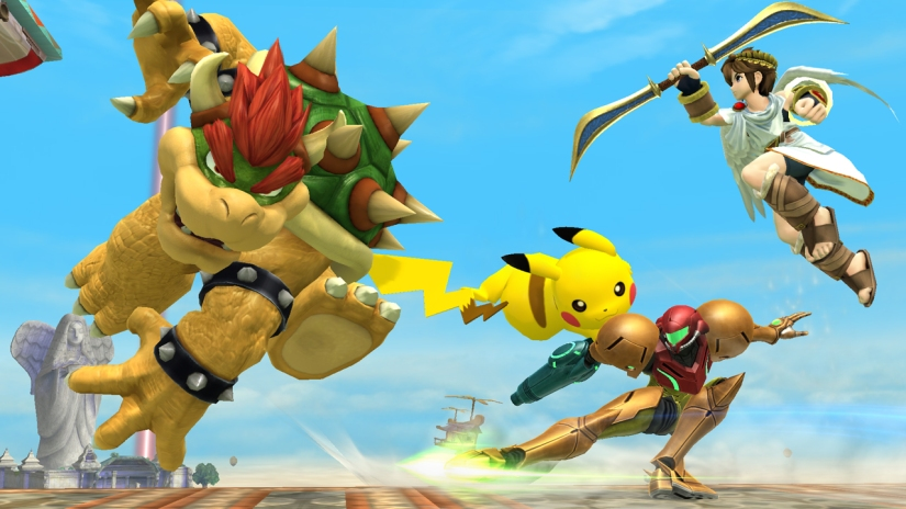Super Smash Bros Becomes The Wii U Console's Most Pre-Ordered Game ToDate