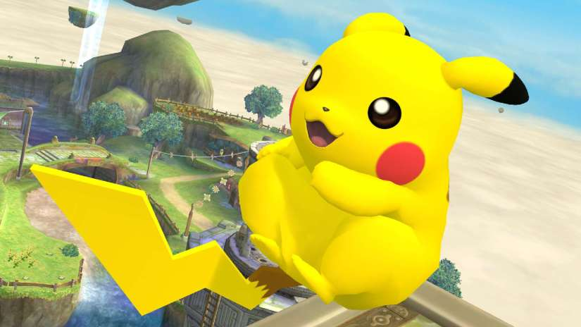 UK Charts: Super Smash Bros Clings On As Highest Charting Wii U Game