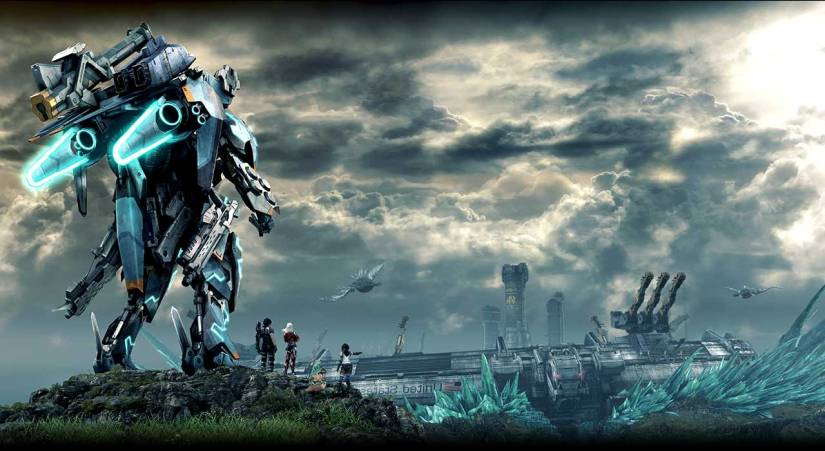 Here's What The Xenoblade Chronicles X Japanese Box-Art Could Look Like