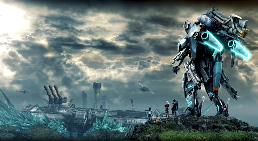 Here's The Xenoblade Chronicles X Wii U Bundle Boxart For Japan