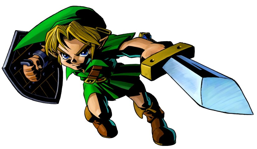 Original Zelda Majora's Mask Development Team Was Made Up Of 40 People