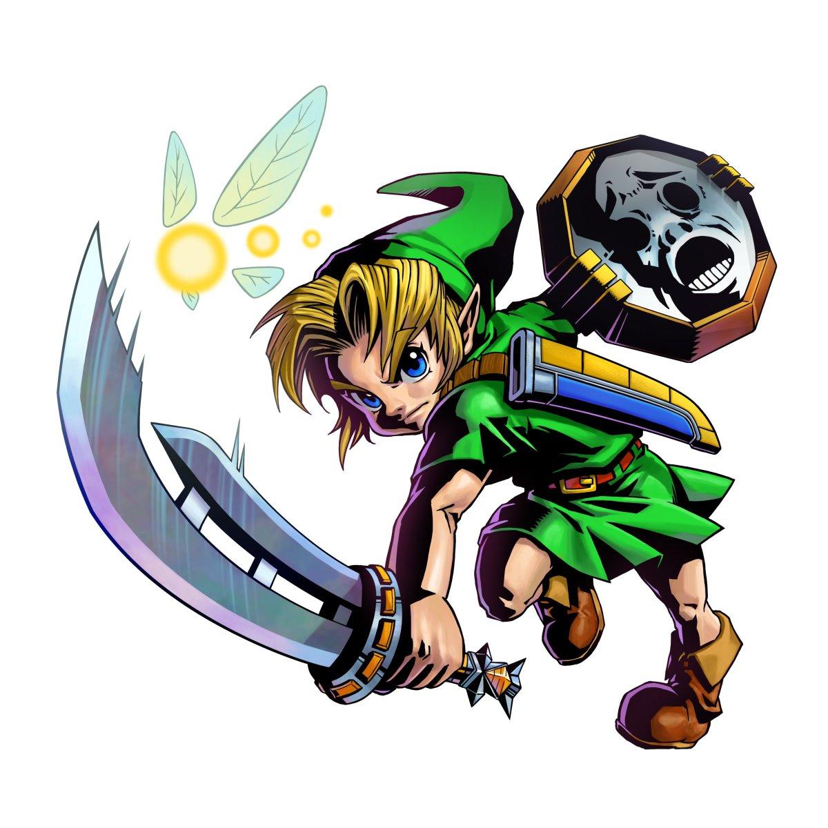 9224e7e5e Aonuma Says Zelda Majora's Mask 3D Was In Development Straight After  Ocarina Of Time 3D