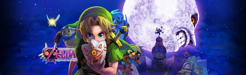 Game Informer Awards Zelda Majora's Mask 3D 9.25/10
