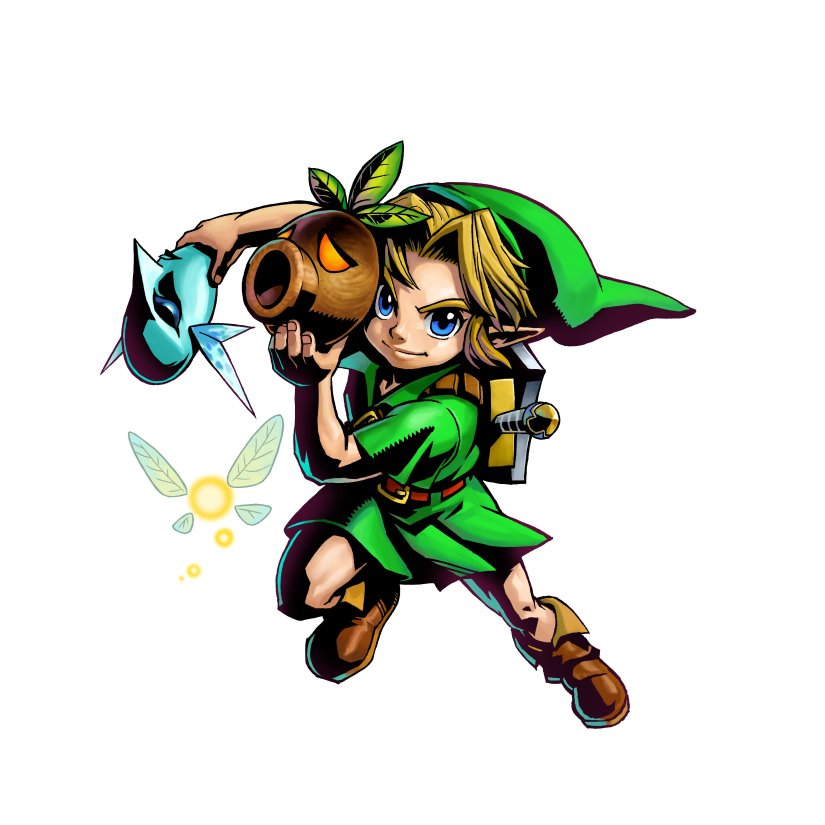 Zelda Majora's Mask 3D Will Change Up The Boss Fights And Also AddFishing