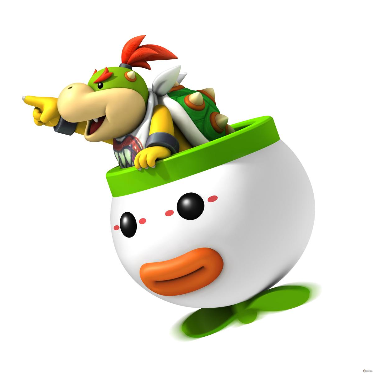 Bowser Jr. amiibo Will Be US Retail Exclusive At Toys RUs