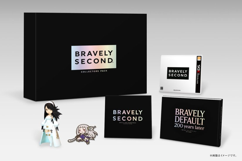 Bravely Second Will Be Released April 23rd In Japan And Here's A Look At Collectors Edition