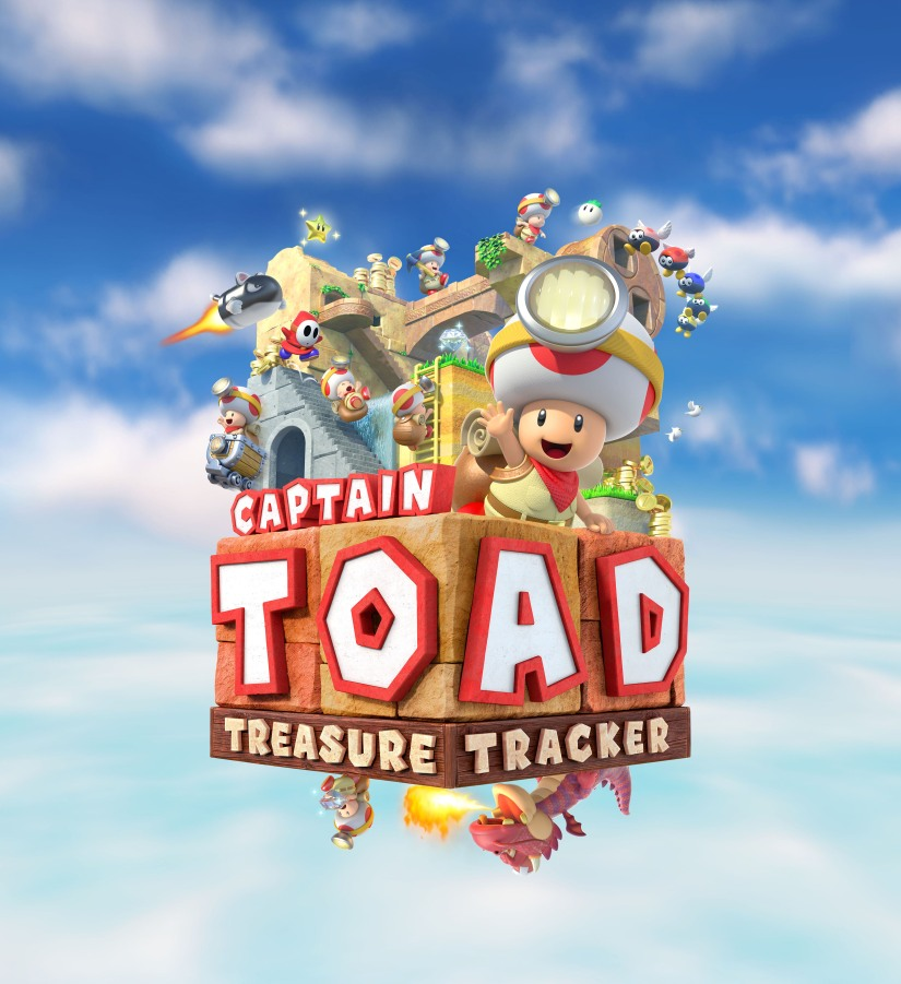 Captain Toad: Treasure TrackerReview