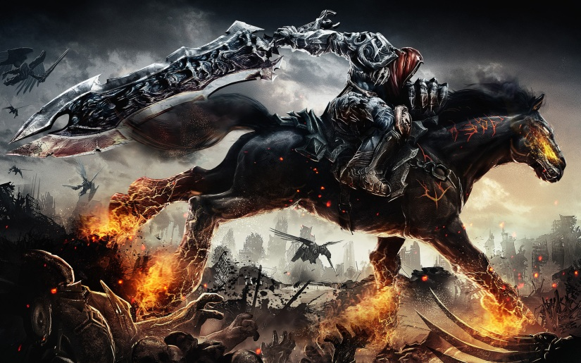 Darksiders II Gets Temporary Discount In The Wii U eShop