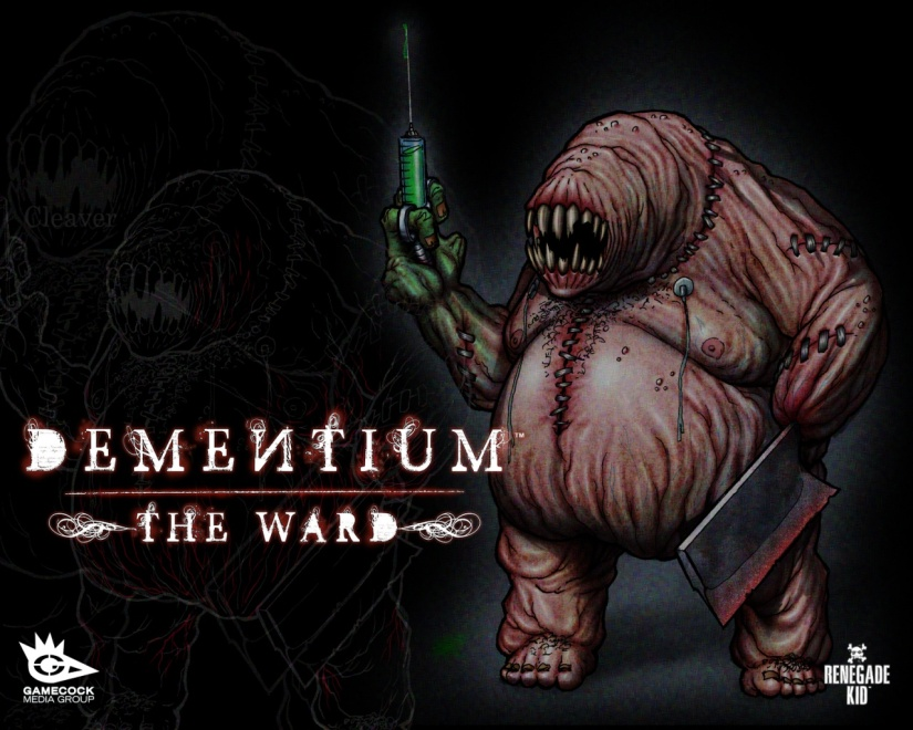 Dementium: The Ward Coming To Nintendo 3DS From Renegade Kid