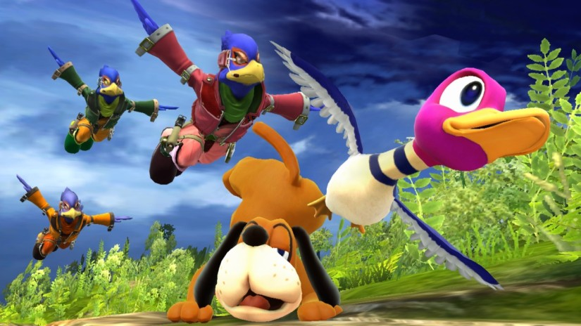 Sakurai Talks Inclusion Of Duck Hunt In Smash Bros, 8-Player Smash Planned For Melee, AndMore