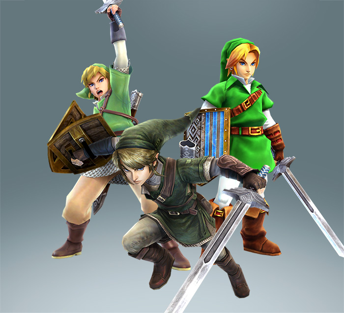 Hyrule Warrrios DLC Costumes Now Available In North ...