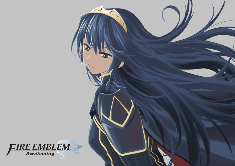 Check Out This Gorgeous Lucina FigmaFigure