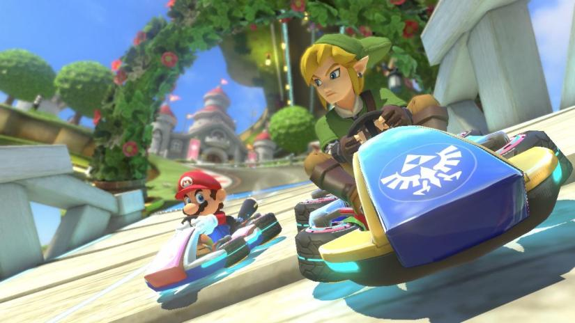 UK Chart: Four Wii U Games In Top 40, Mario Kart 8 Is Highest Entry At 20