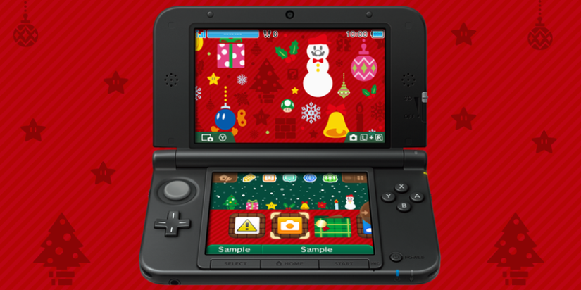 Nintendo 3DS Firmware Update Is Live Includes Theme Shuffle And Amiibo Menu(Video)