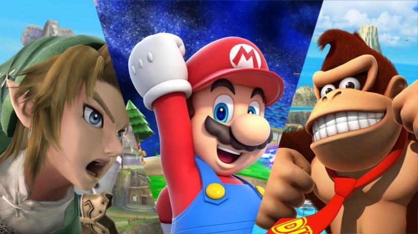 Rumour: Universal Building Third Park Based On Video Games, Not JustNintendo