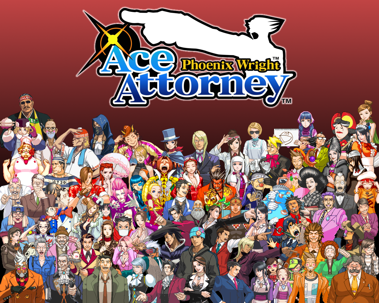Here S The Phoenix Wright Ace Attorney Trilogy Launch Trailer Out