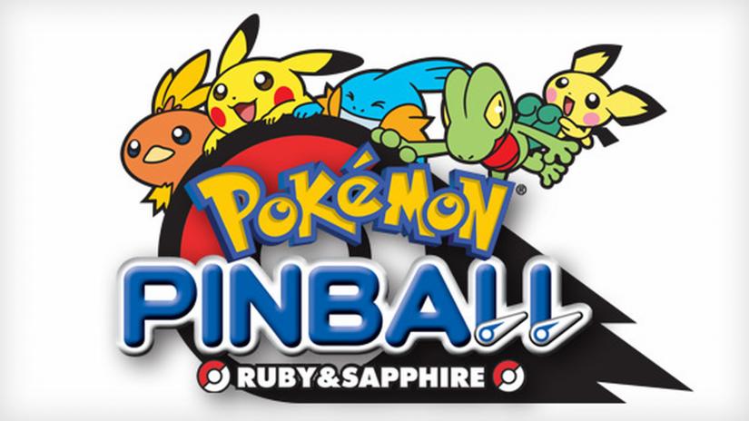 Pokemon Pinball Ruby & Sapphire Coming To European Virtual Console ThisWeek