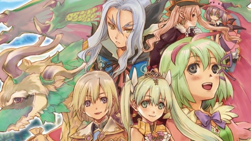 Rune Factory 4 Available Now On Nintendo 3DS In Europe AndAustralia