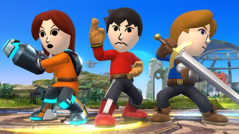 Rumour: The Mii Fighter Amiibo Could Be Toys R UsExclusive