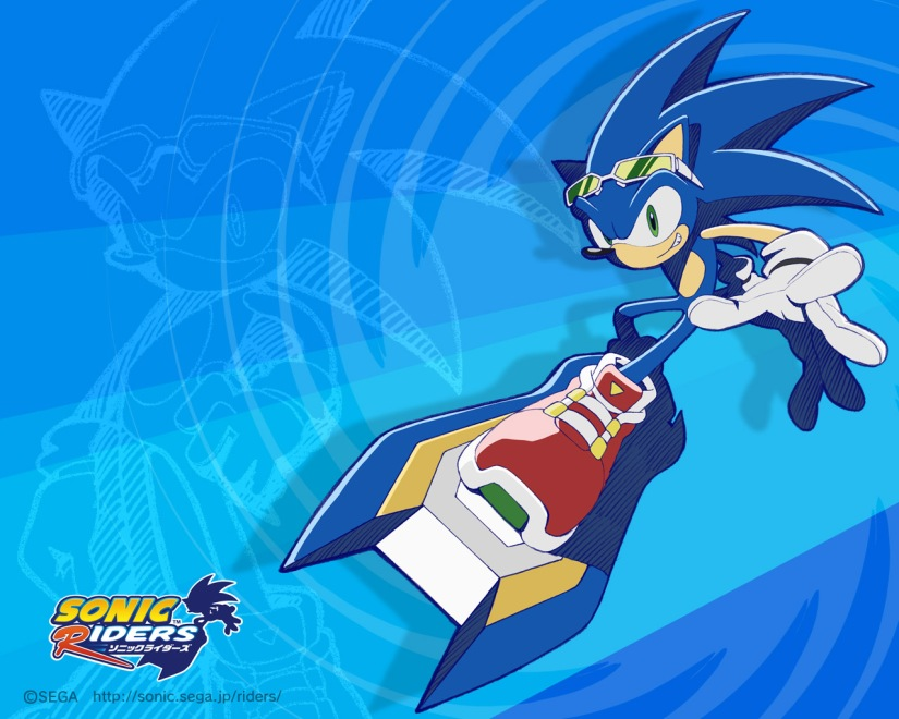Sonic Riders Was Once Planned For The Game Boy Advance