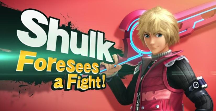 Shulk Amiibo Back Up For Pre-Order AtGameStop