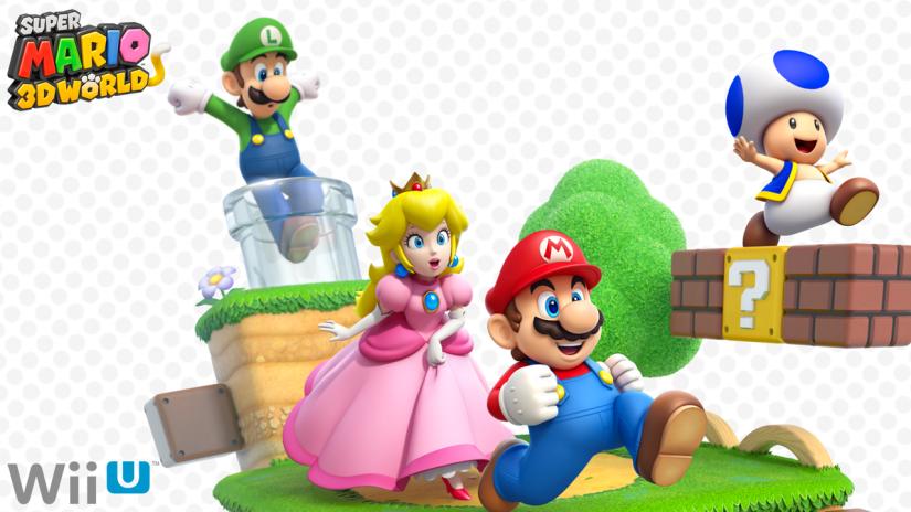 Target Selling Wii U With Super Mario 3D World And Nintendo Land Bundle For $249 NextWeek