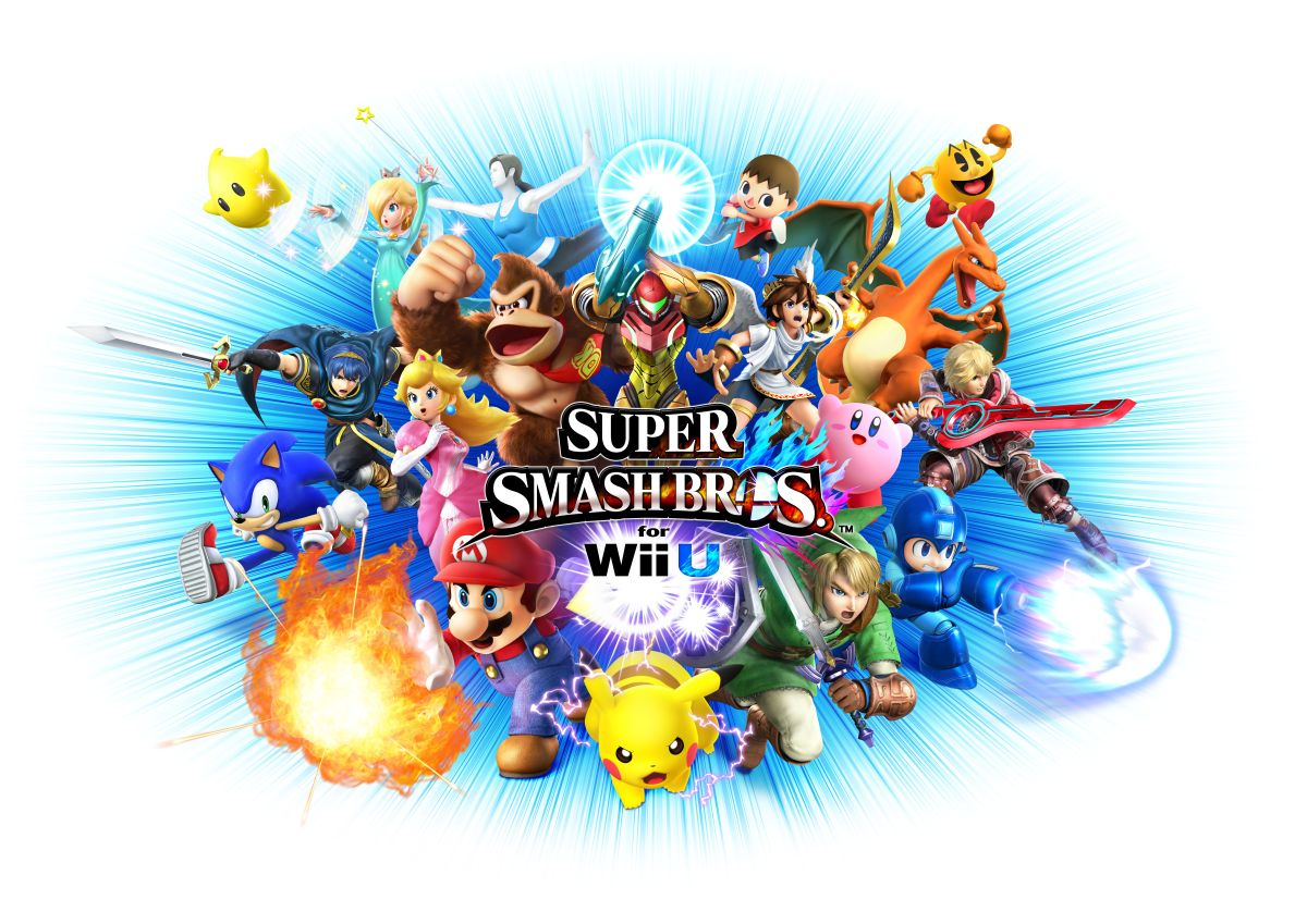Video: Check Out Nintendo UK's Smash Bros DLCMontage