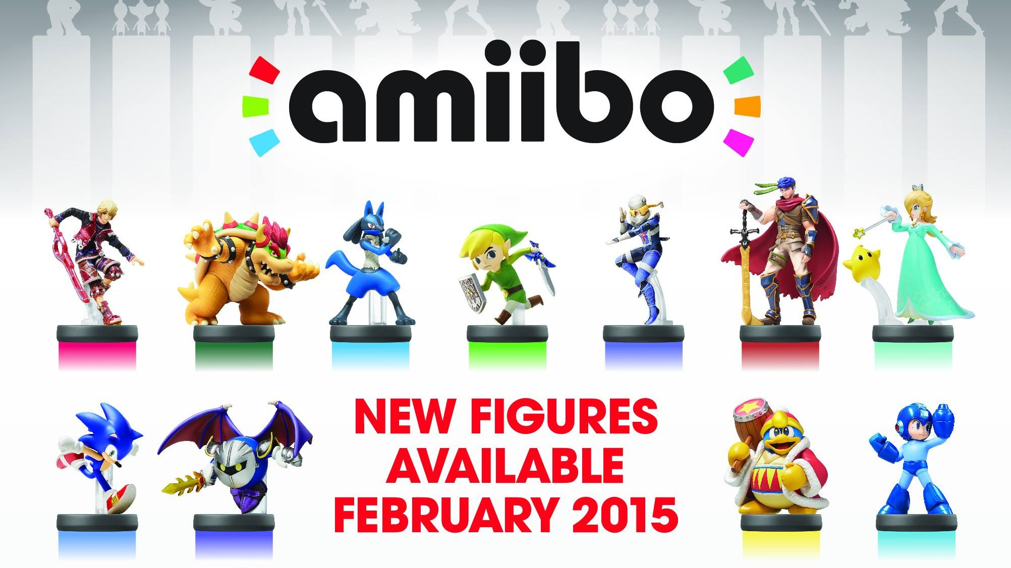 Amiibo Wave 4 Pre-Orders Sell Out at GameStop