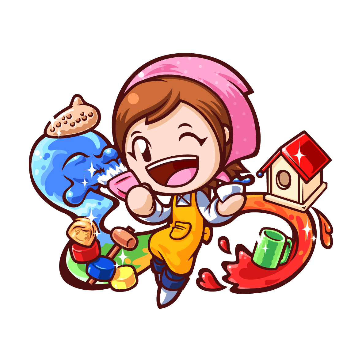 cooking mama bon appetit and gardening mama forest