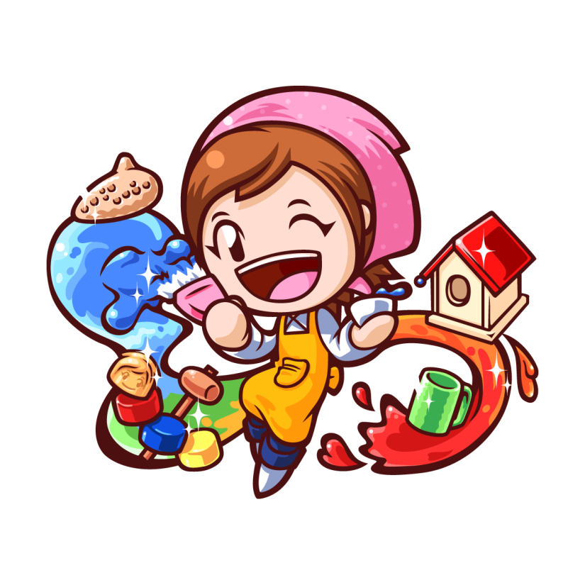 Cooking Mama: Bon Appétit! And Gardening Mama: Forest Friends Coming To Europe March 6th