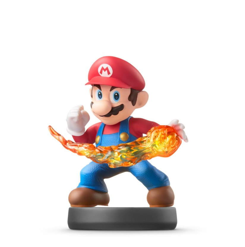 Super Smash Bros 3DS Amiibo Update Will Be Available February 10
