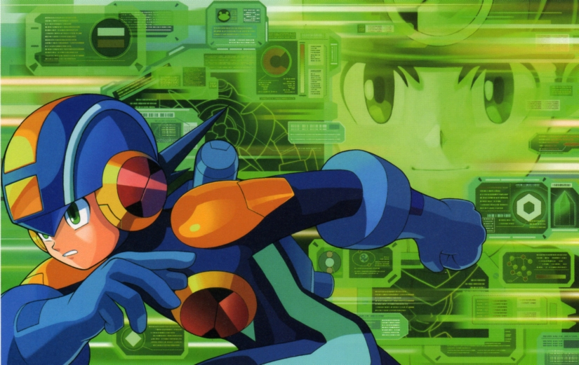 Here's The Wii U eShop Trailer For Mega Man Battle Network2