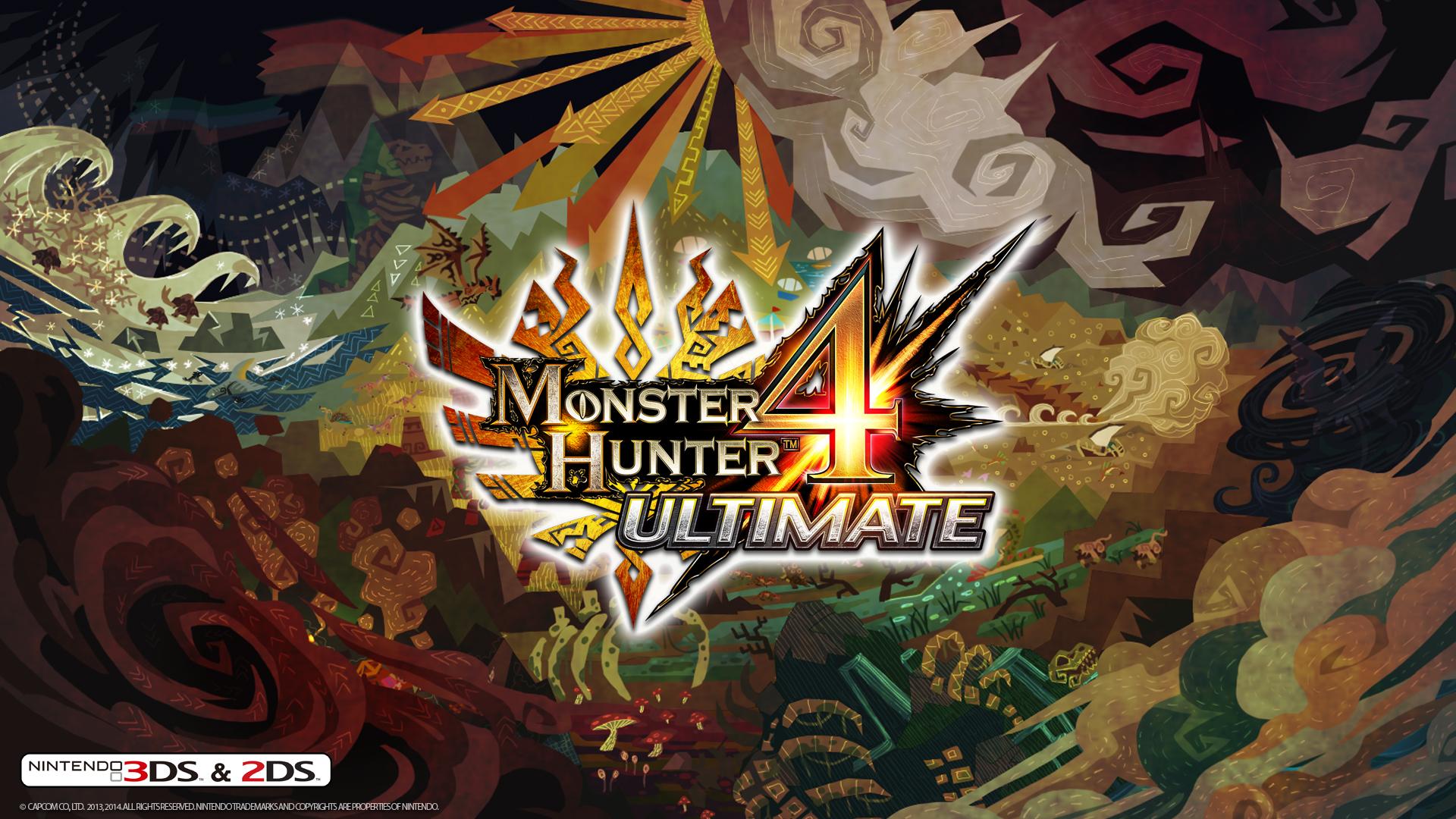 Capcom Announces Monster Hunter 4 Ultimate Has Surpassed 3