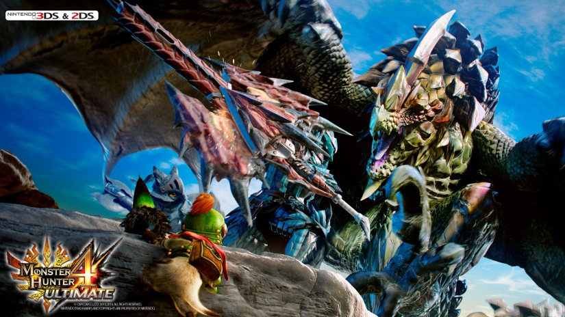 Monster Hunter 4 Ultimate Sells Out On Amazon