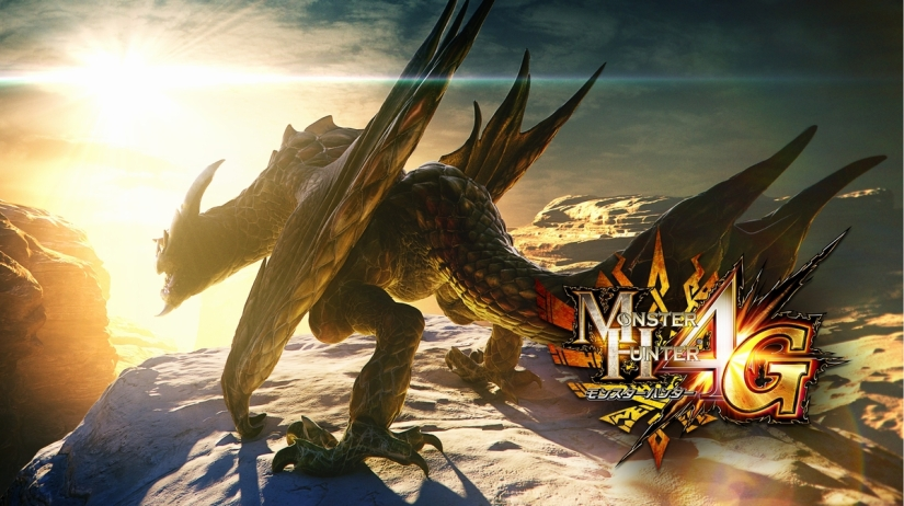 Nintendo Sending Out Monster Hunter 4 Ultimate Demo Codes