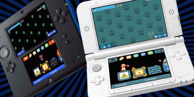 Two More NES 3DS Home Menu Themes Arriving In Euro eShop Later This Week