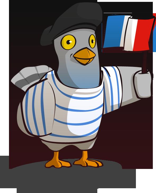 Frenchy Bird Launches Next Week On Nintendo eShop For WiiU