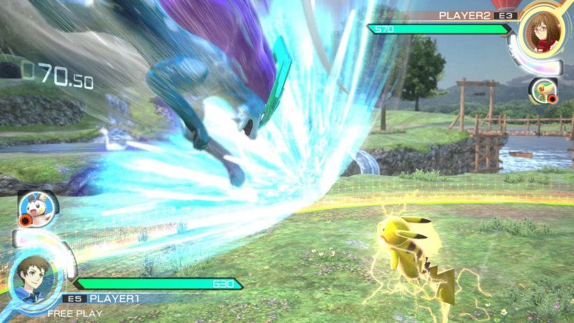 Pokken Tournament Isn't For Children; Possible Western Release