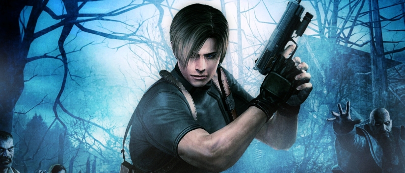 Resident Evil 4 Wii Edition Coming To Europe October 29th On Wii U