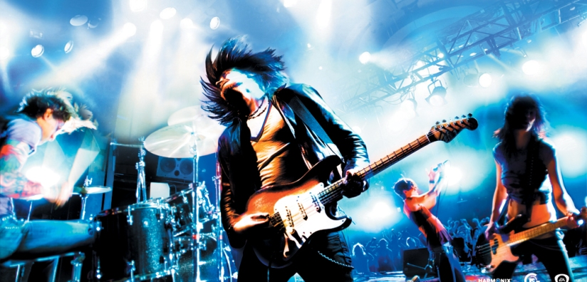 Harmonix Wants To Know If You Want A New Rock Band Game And Wii U Is Listed In Their Plans